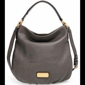 Gray Marc Jacobs purse